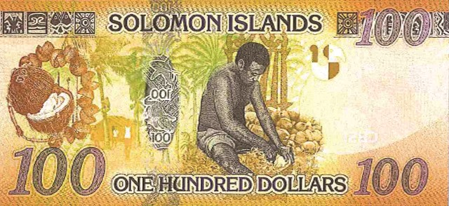 CURRENCY BANKNOTES - Central Bank of Solomon Islands